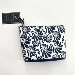 Dabney Lee Wristlet Makeup Bag